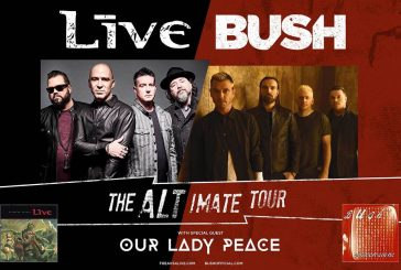 Bush / Live | June 14th