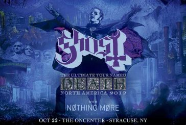 Ghost | Oct 22nd