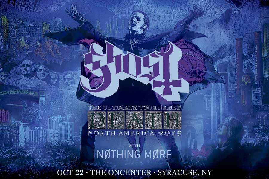 Ghost   Oct 22nd