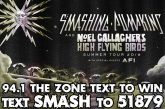 Smashing Pumpkins | Noel Gallagher | Text To Win