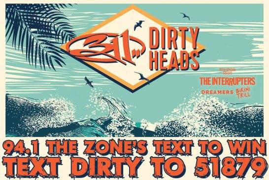 311   Dirty Heads   Text To Win