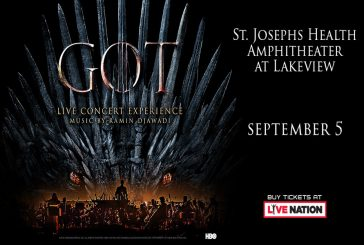 Game Of Thrones: LIVE Concert Experience