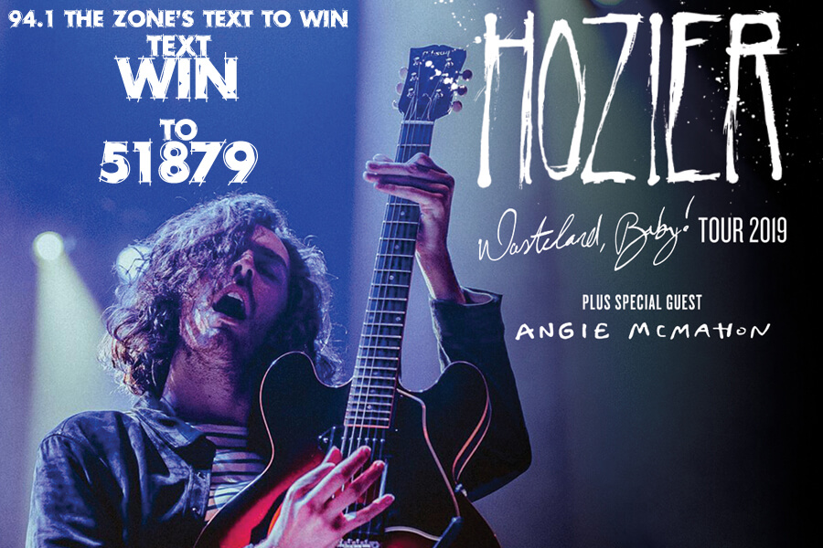 HOZIER | TEXT TO WIN
