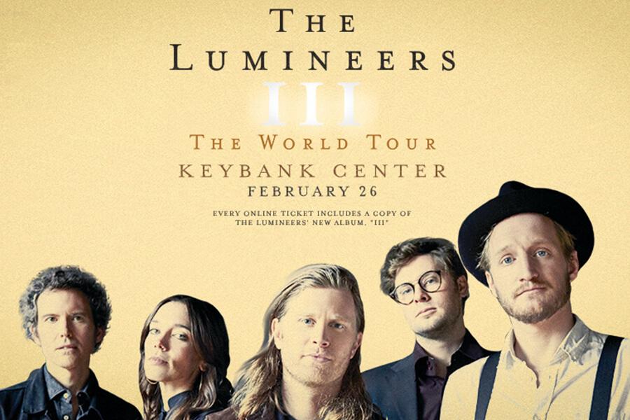 The Lumineers | Feb 26th