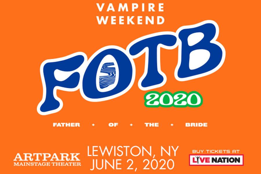 Vampire Weekend | June 2nd