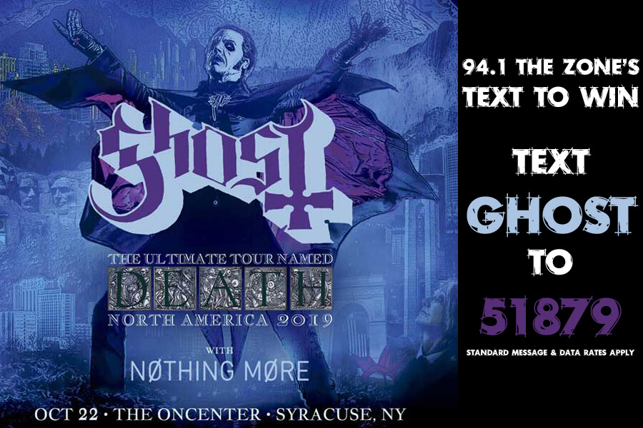 GHOST | TEXT TO WIN