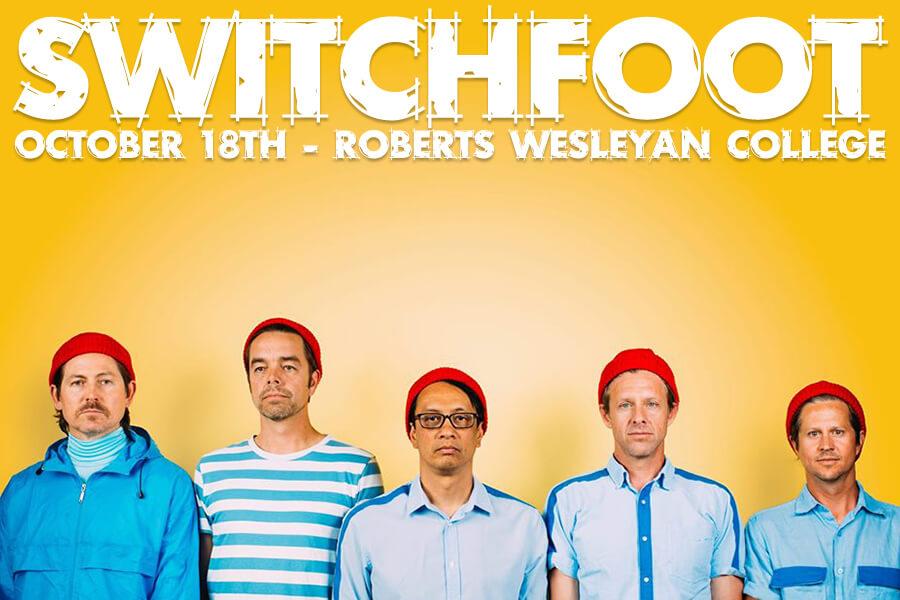 Switchfoot   Oct 18
