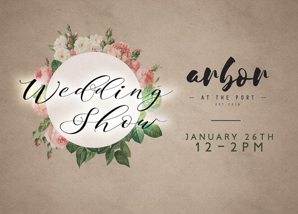 Wedding Show | January 26th