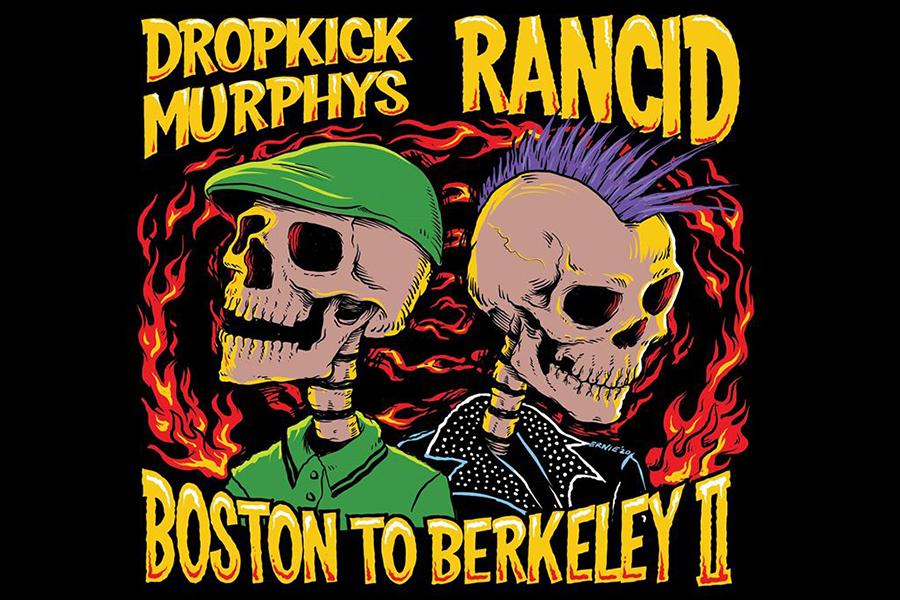 Rancid | Dropkick Murphys | May 24