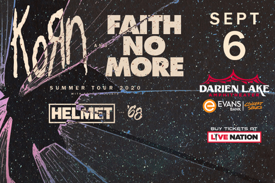 KORN | Faith No More | Sept 6