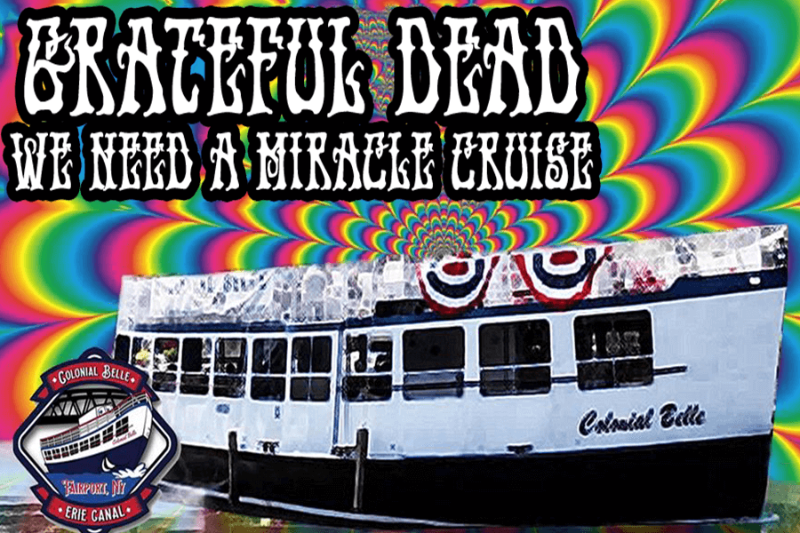 We Need a Miracle Cruise - Colonial Belle Cruise