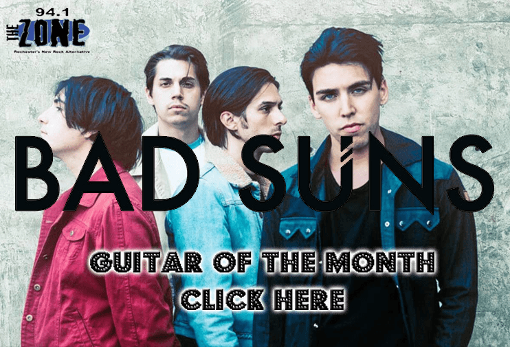 Guitar of the Month!