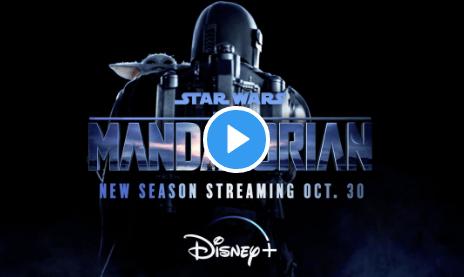 WATCH: The new Mandalorian S2 Trailer