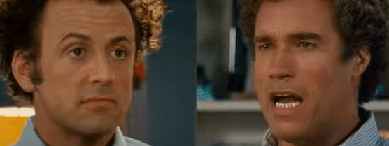 This Stepbrothers Deep Fake with Sylvester Stallone and Arnold Schwarzenegger is the Best of the Internet