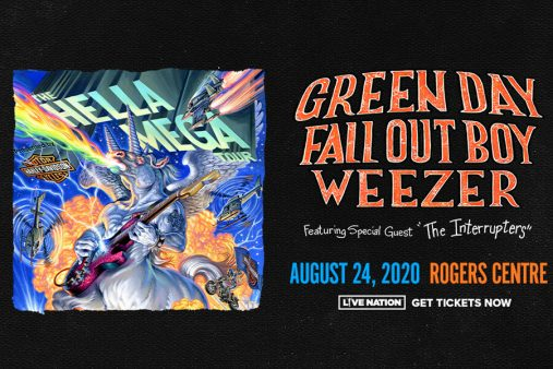 Green Day | Fall Out Boy | Weezer | RESCHEDULED DATE IN 2021