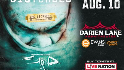 Disturbed | POSTPONED TO JULY 21ST, 2021