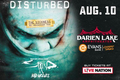 Disturbed | POSTPONED TO JULY 21ST, 2021