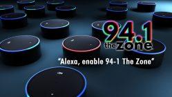 Listen on Alexa
