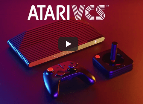 There is a new Atari system, and it looks awesome.