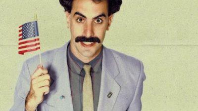 The Borat Sequel now has an official trailer.