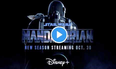 WATCH: The new Mandalorian S2 Trailer