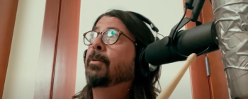 Dave Grohl is dropping covers for each night of Hanukkah & just covered Drake.