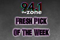 Fresh Pick of the Week 3/1