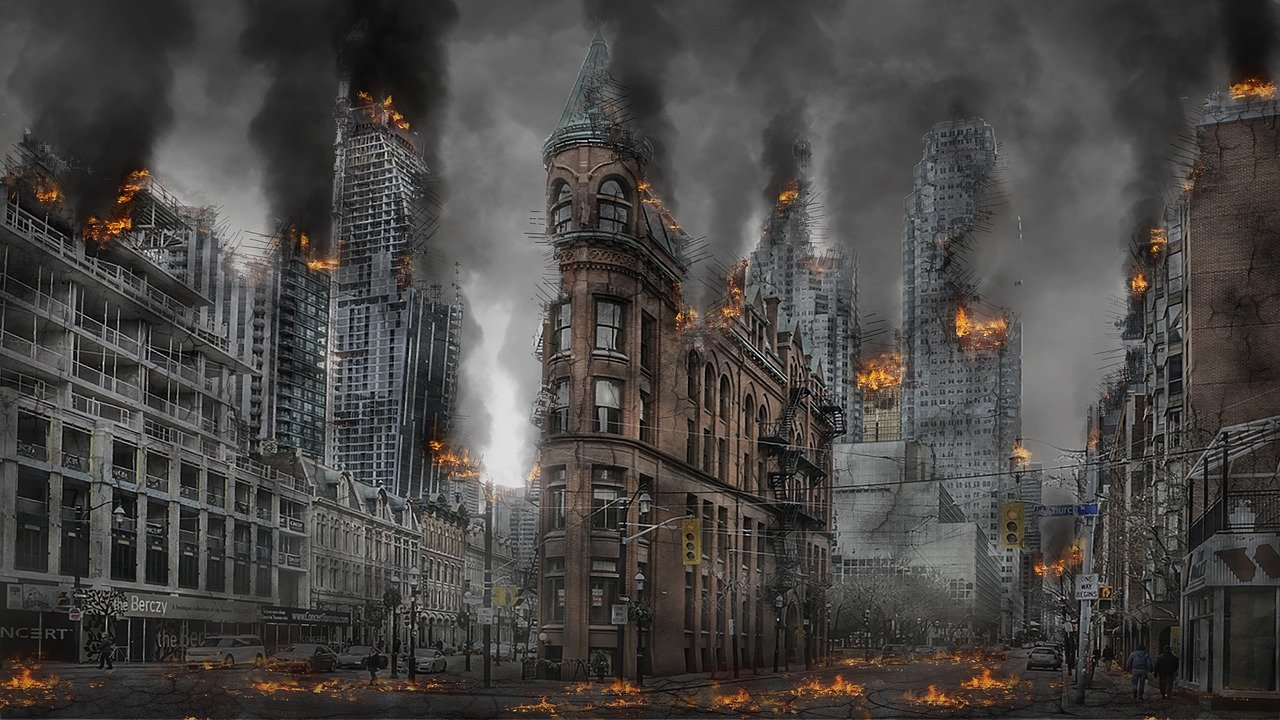 Doomsday Prophet says, the End of the World has Begun & Everything Will End in 2028