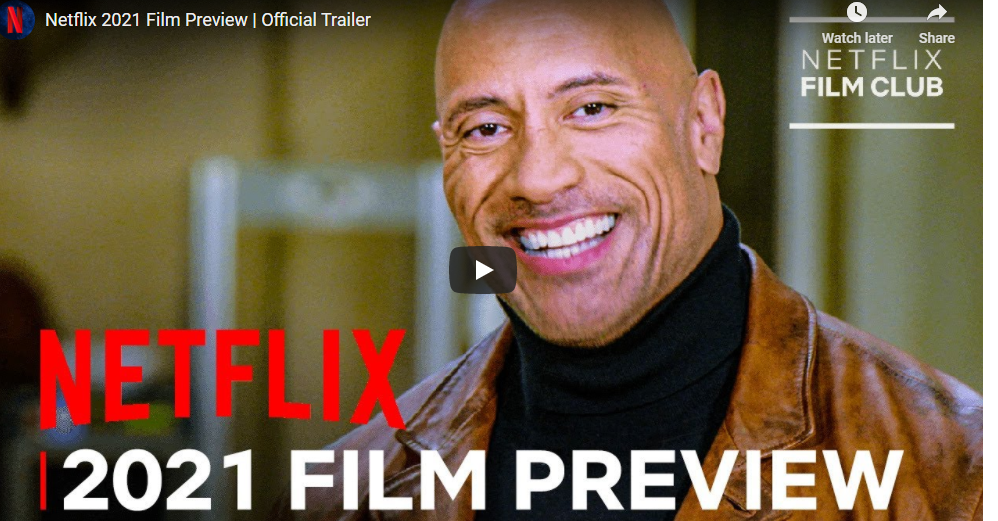 Netflix drops a teaser for all 71 original films coming this year…..yes, 71!