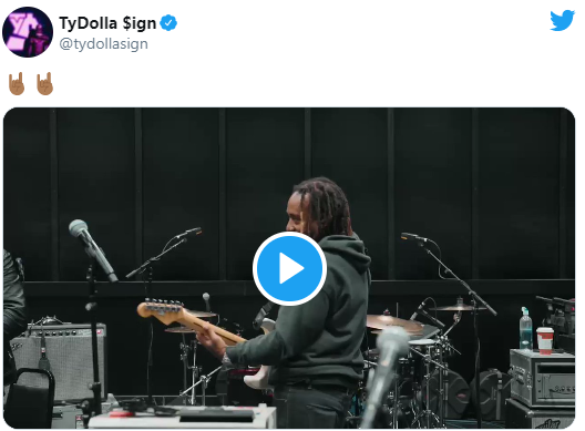 WATCH: Ty Dolla Sign cover's Nirvana and it's impressive.