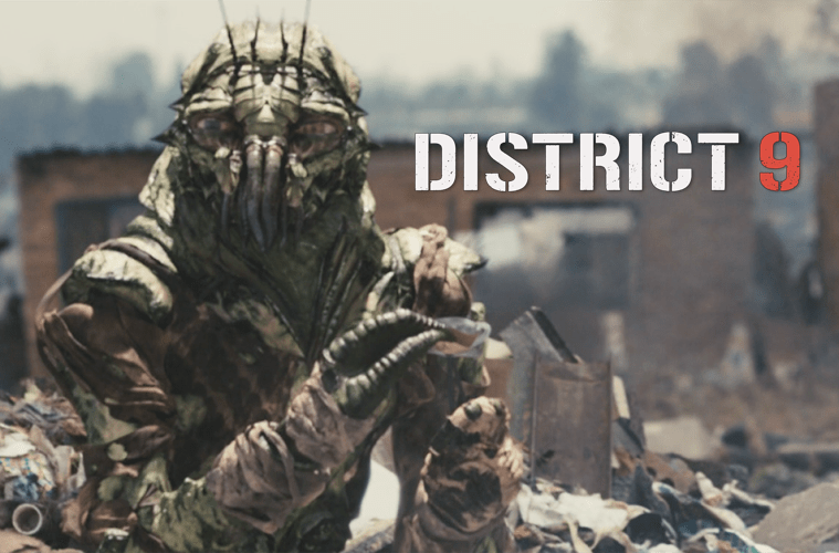 There is a Sequel for District 9 in the works!