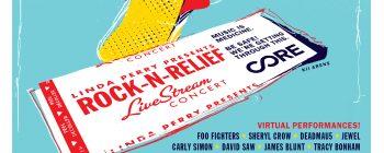 Foo Fighters At Rock N Relief