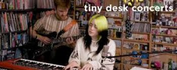 Billie Eilish And The Tiny Desk