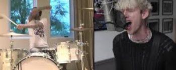 MGK & Travis Cover Paramore