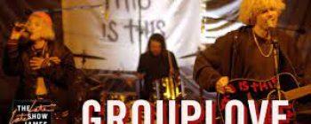 Grouplove On TV