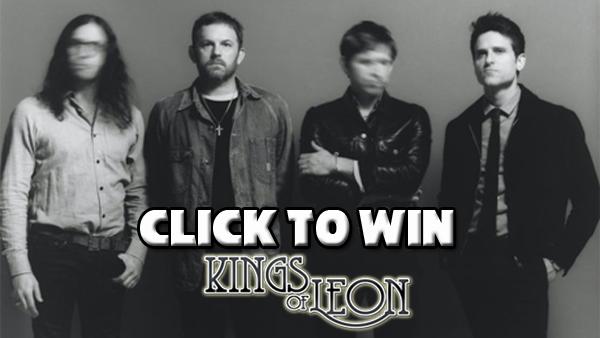 WIN: Kings of Leon