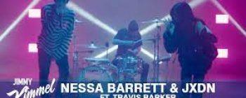 Nessa, JXDN & Travis On TV