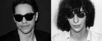 Pete Davidson Is Joey Ramone