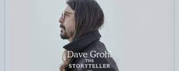 Dave Grohl Writes A Book!