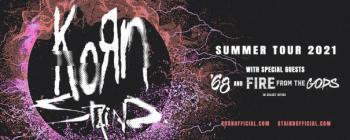 Korn and Staind at Darien Lake