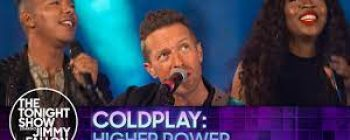 Coldplay On TV!