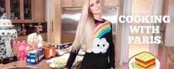 Paris Hilton Has A Cooking Show?!?