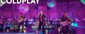 New Coldplay On TV