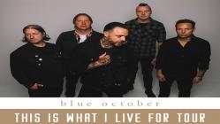Blue October at Buffalo Riverworks