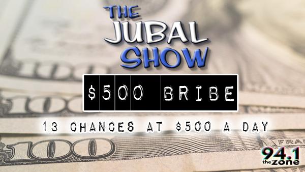 The Jubal Show's $500 Bribe