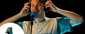 Glass Animals Dance Up The Charts